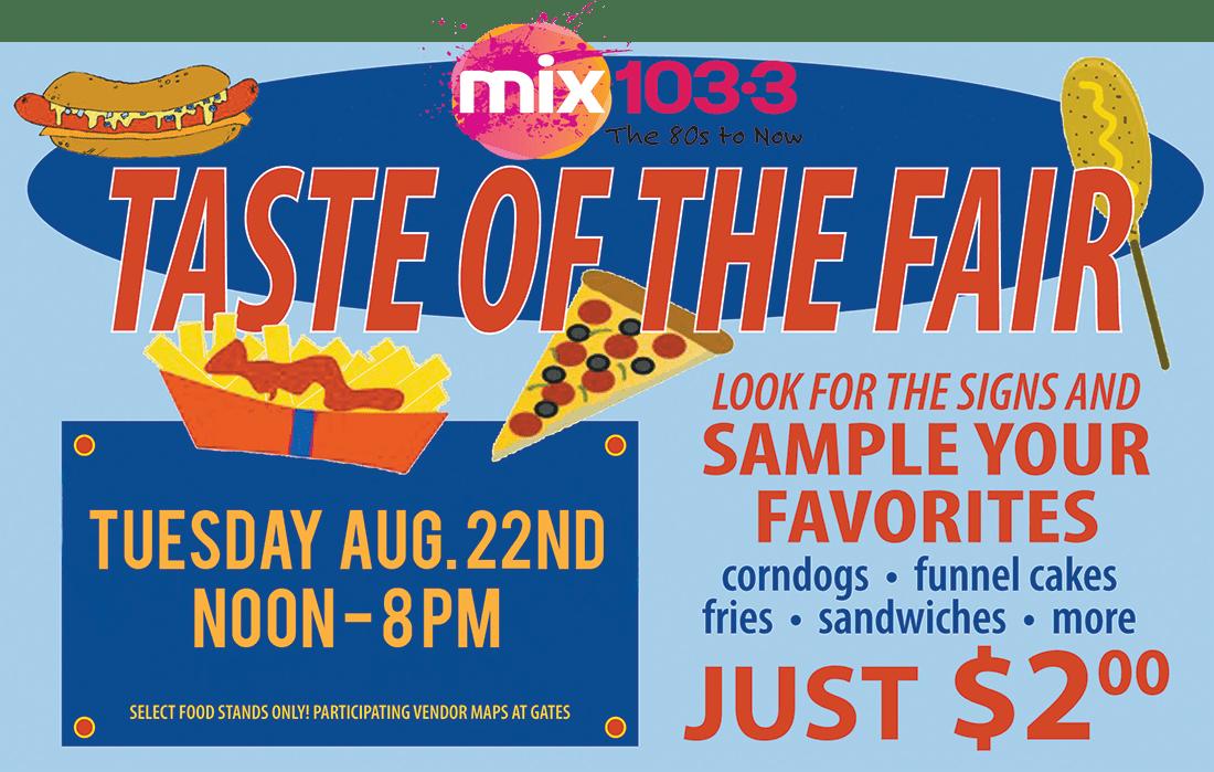 Taste of the Fair 2017